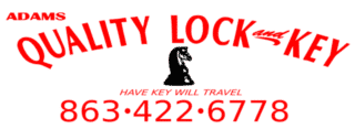 Adams Quality Lock & Key in Haines City FL.png